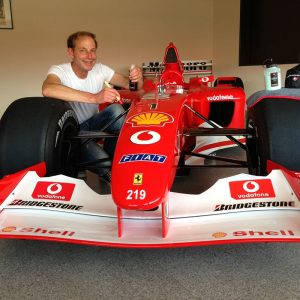 Weltmeisterauto Michael Schumacher